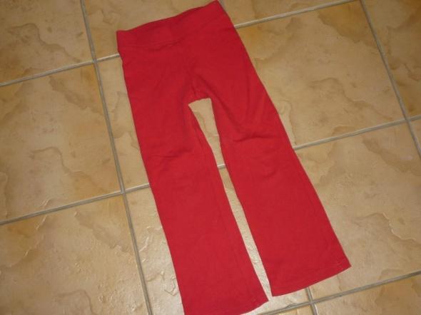 rozm 116 H&M spodnie dresowe