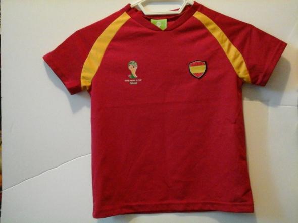 Koszulka reprezentacji Hiszpanii
