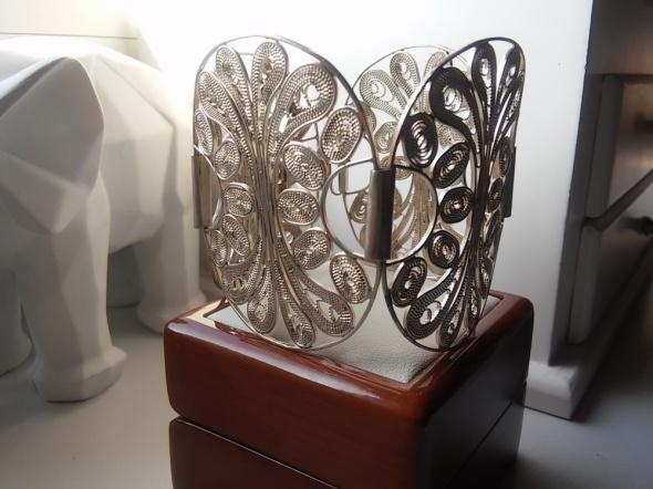 Masywna bransoleta Imago Artis