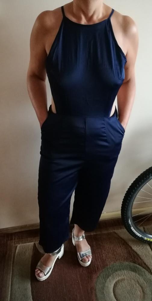 kombinezon jumpsuit missguided 40 nowy