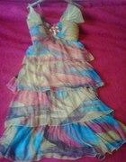 Nowa wyjątkowa sukienka na lato M