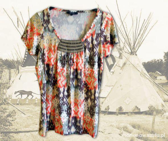 koszulka w azteckie wzory cena z przesyłką