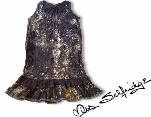 sukienka tunika miss selfridge...