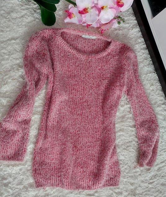 Sweter włochaty cudo