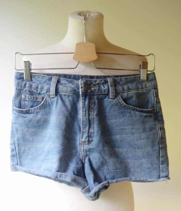 Spodenki Cubus XS 34 Fishbone Sisters Jeans Dzinsowe