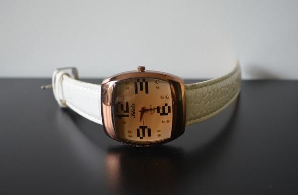 Zegarki Blida fajny damski zegarek