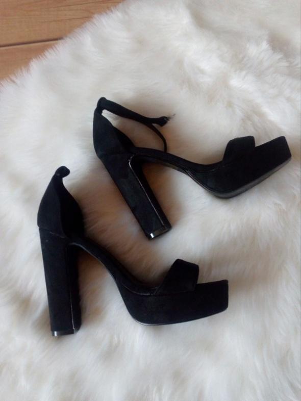 Wysokie buty 38