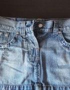 Spódniczka jeans...