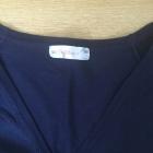 sweterek zapinany na guziki
