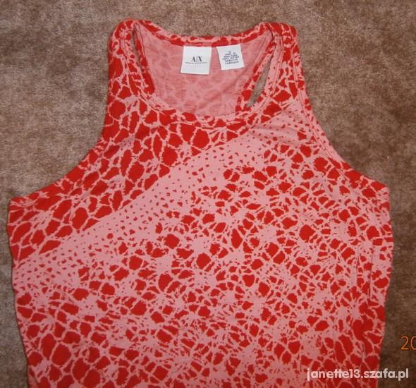 Bluzeczka ARMANI EXCHANGE rozmiar S...