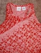 Bluzeczka ARMANI EXCHANGE rozmiar S