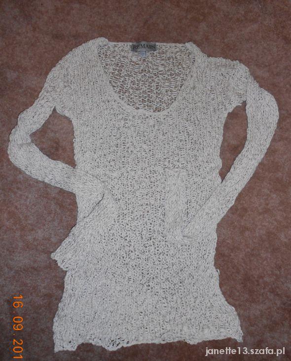 Ażurkowy sweterek REMAIN S USA