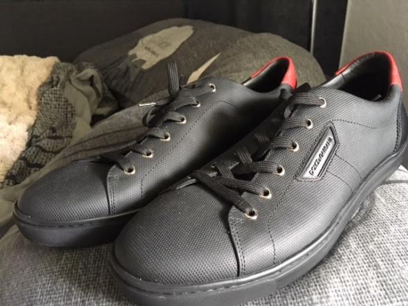 9346aa3a793b2 Dolce Gabbana oryginalne buty męskie 45 nowe w Obuwie - Szafa.pl