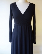 Sukienka H&M Basic Do Karmienia Czarna L 40...