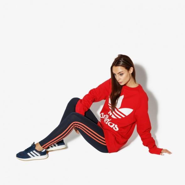 adidas bluza oversized sweat adicolor opinie