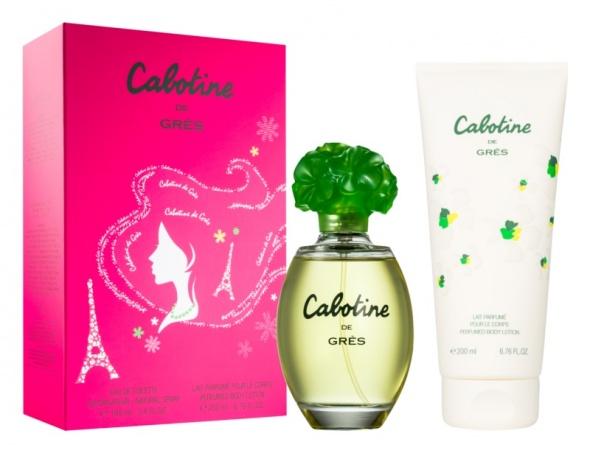 Zestaw perfum Cabotine
