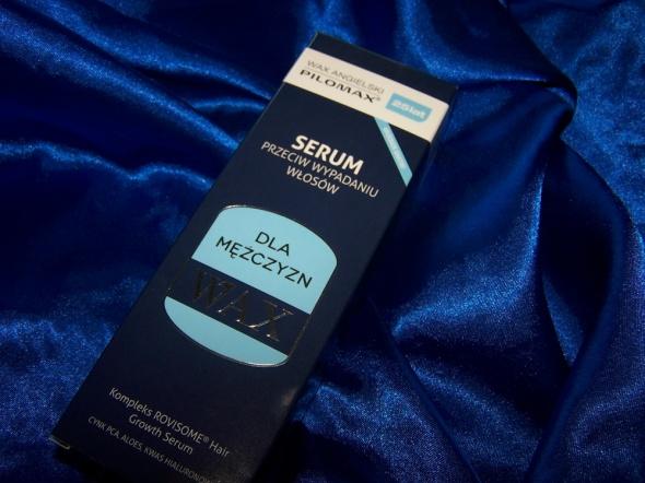 Pilomax serum przeciw wypadaniu włosów dla mężczyzn 75 ml