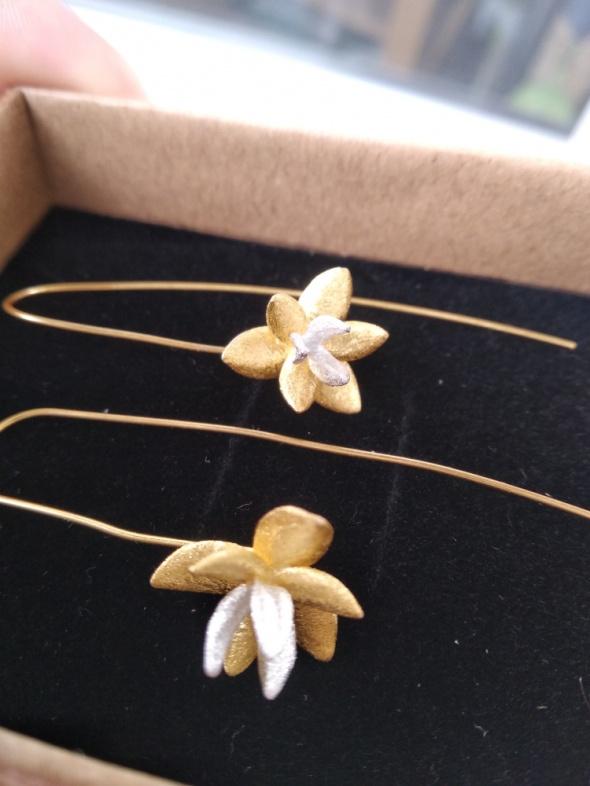 Delikatne kwiatuszki