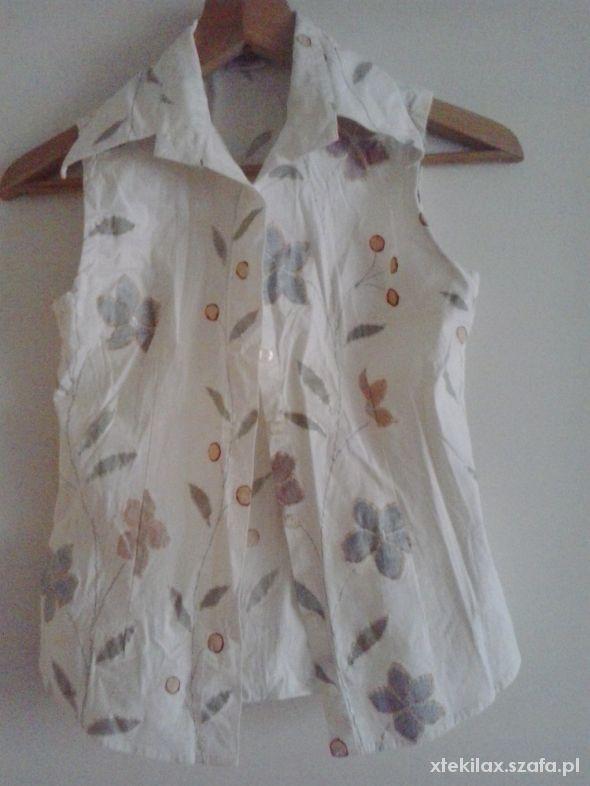 Elegancka bluzeczka na lato XS 34...