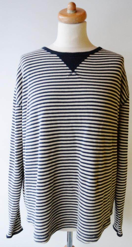 Bluzka Bluza H&M Logg Paski XL 42 Paseczki