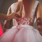 Wyjątkowa NIEPOWTARZALNA Suknia Ślubna 2018