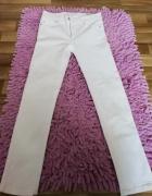 białe rurki...