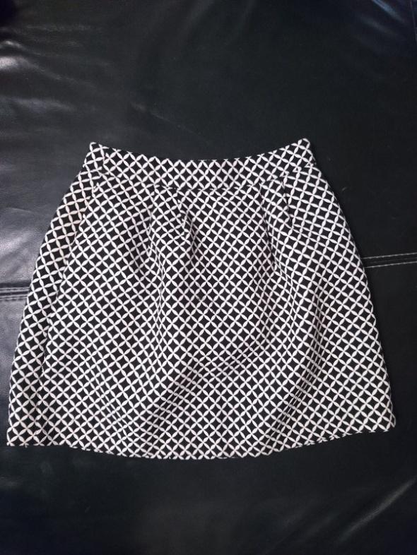 Spódnice Spódnica rozkloszowana w pepitke mohito xs