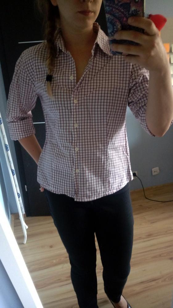 Elegancka oryginalna koszula Esprit...
