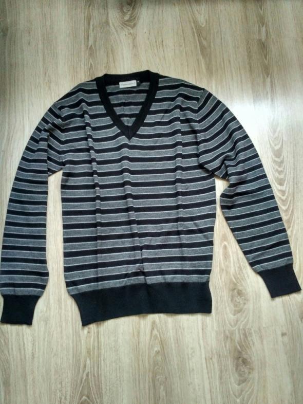 sweter w paski 38 angelo litrico