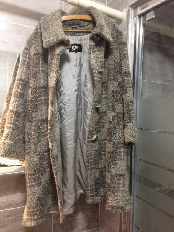 Ciepły płaszczyk płaszcz