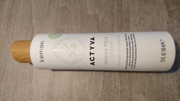 Kemon Actyva Nuova Fibra krem odbudowujący 150 ml