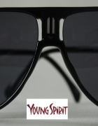 Nowe okulary marki YOUNG SPIRIT czarne