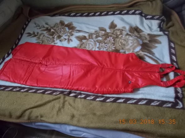 Spodnie ocieplane C&A