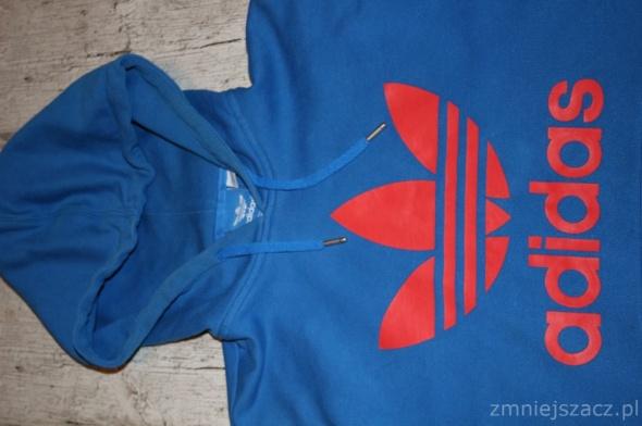 Bluza z kapturem Adidas Okazja Tanio...