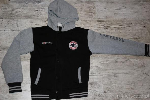 Kurtka bluza typu college jacket Converse All Star OKAZJA