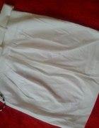 Nowa elegancka biała spódnica M 38...