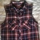 Krótka koszula w kratę Tally Weijl