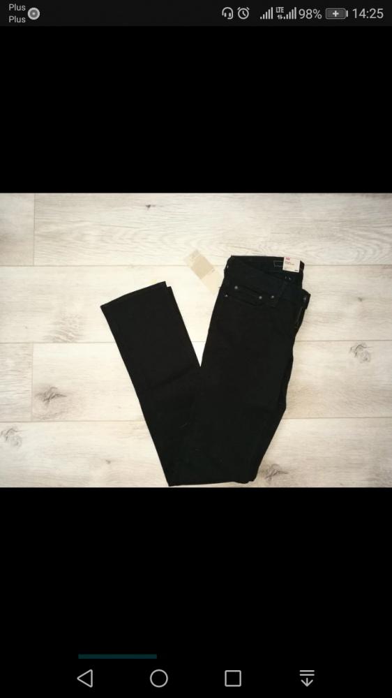 Spodnie Levis...