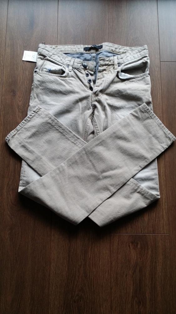 Nowe spodnie IKKS beżowe...