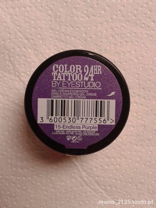 Maybelline Color Tattoo 24hr by eyestudio 15...