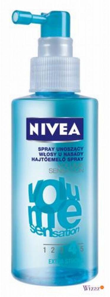 Nivea spray unoczący włosy u nasady