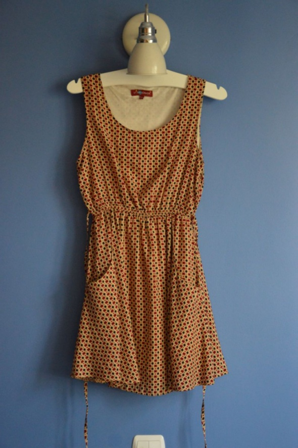 sukienka wzór L