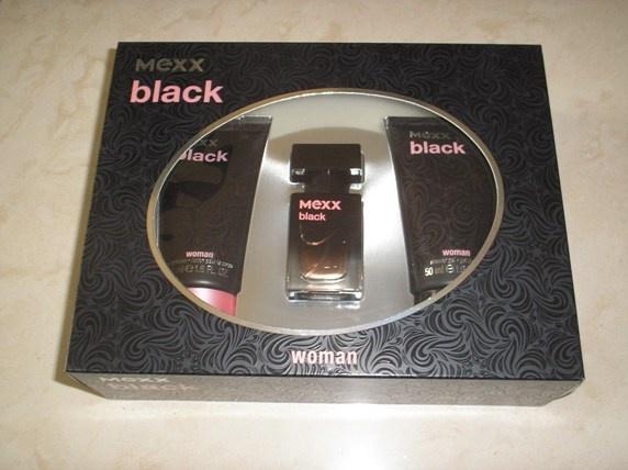 Damski zestaw upominkowy Mexx black