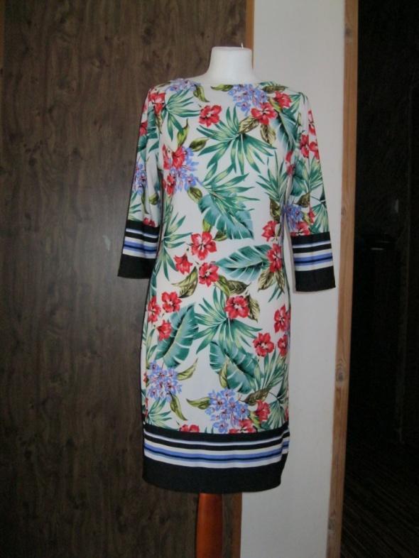 nowa sukienka PRIMARK 40 42 kwiaty...