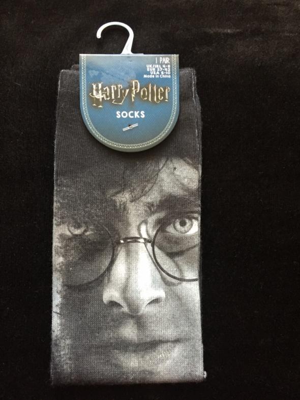 Skarpetki filmowe Harry Potter NOWe Primark