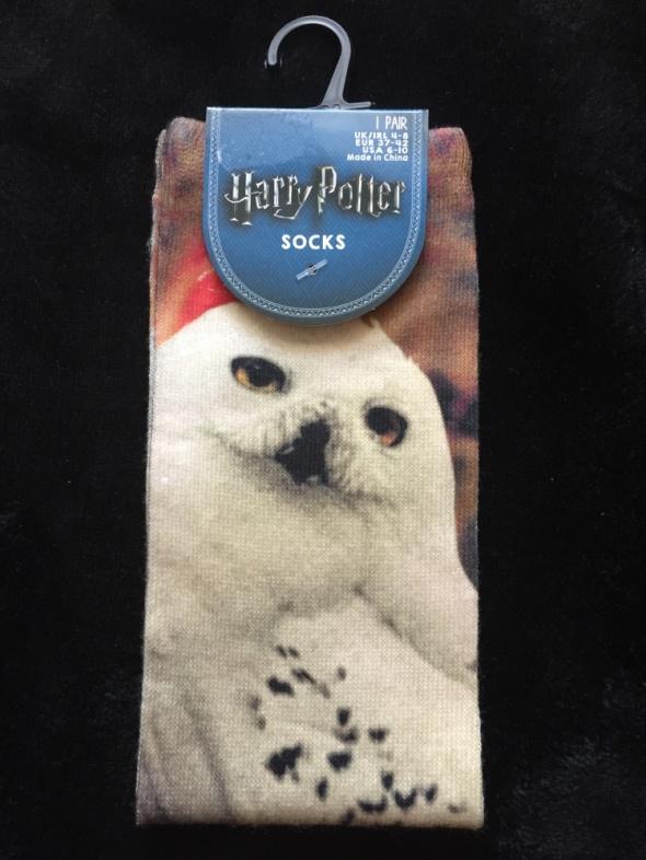 Skarpetki filmowe Harry Potter SOWA NOWe Primark