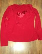 Czerwona bluzka rozmiar 38...