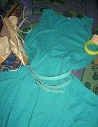 Sukienka morska 40