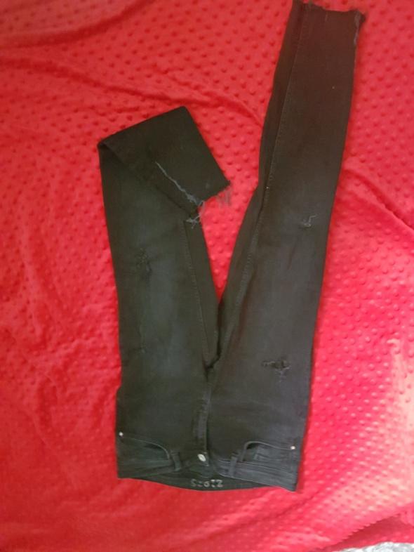 Spodnie jeansowe...