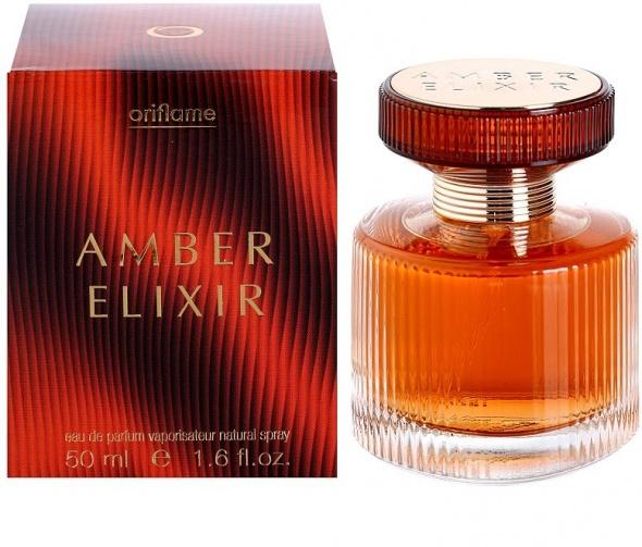 Woda perfumowana Amber Elixir